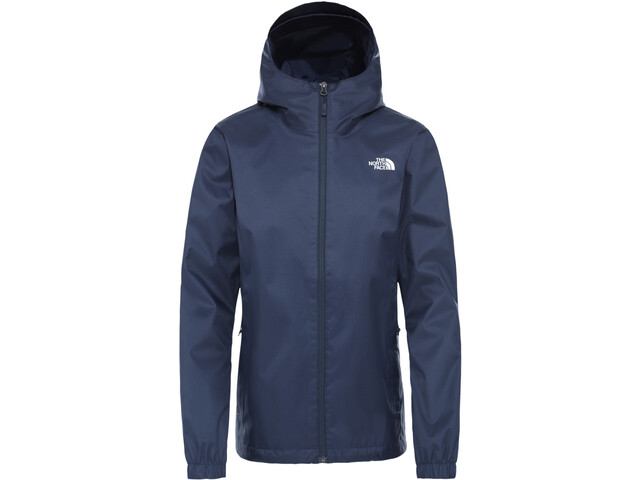 The North Face Quest Giacca Donna, urban navy/TNF white